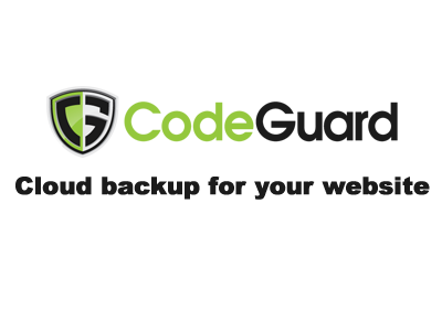Cloud backup for your website